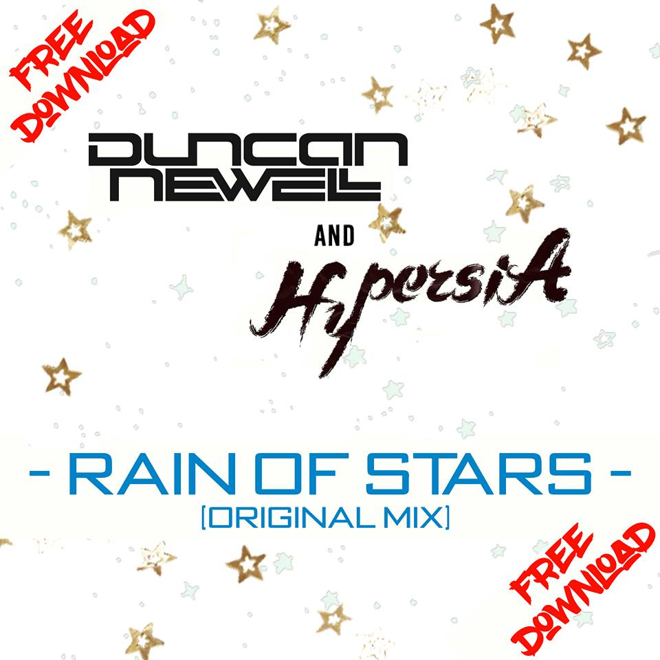 Duncan Newell & Hypersia-Rain of Stars